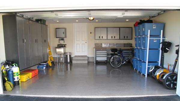 Massapequa NY Garage Renovation Great Additions - Garage renovation pictures