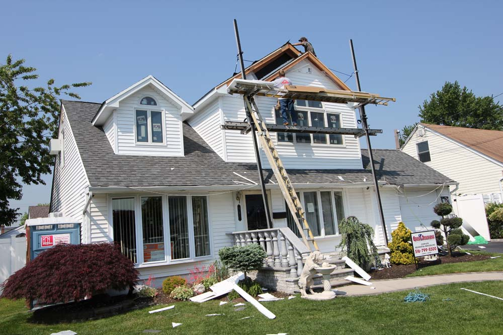 Westbury Ny Partial Dormer Great Additions